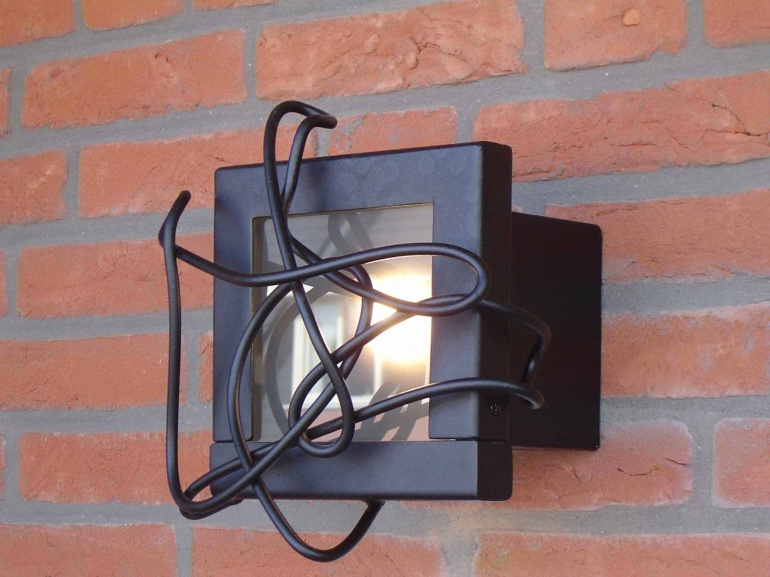 Lamp met Twist